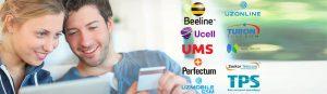 Служба онлайн пополнения всех провайдеров в Узбекистане